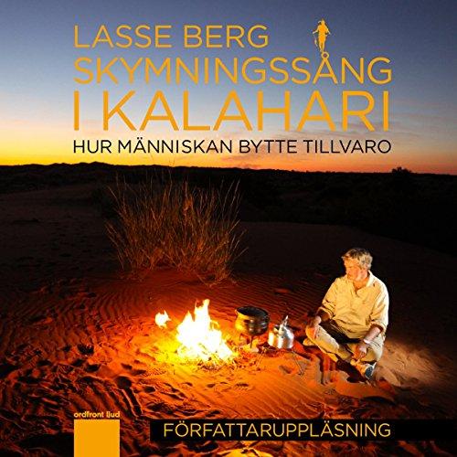 Skymningssång i Kalahari cover art