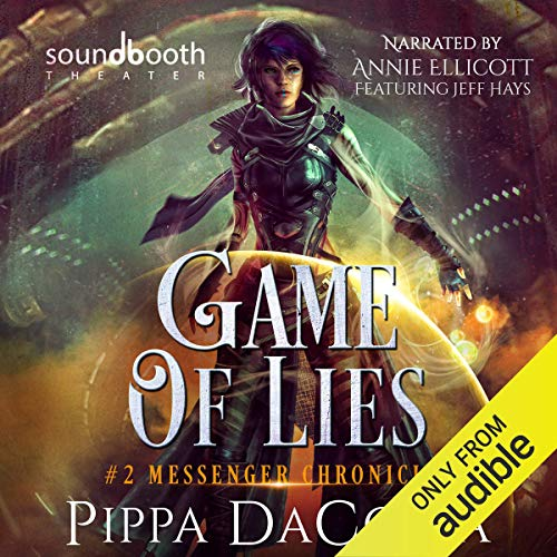 Game of Lies: A Paranormal Space Fantasy cover art
