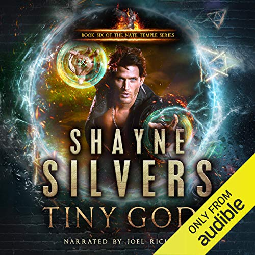 Tiny Gods Audiobook By Shayne Silvers cover art
