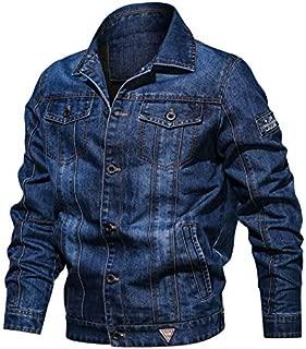 Best denim jacket long men Reviews