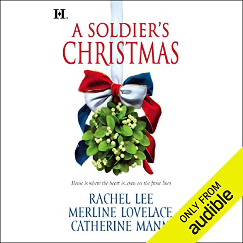 A Soldier's Christmas audiobook cover art