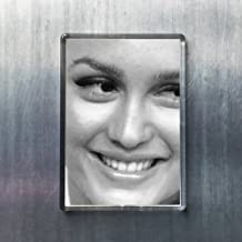 Seasons Leighton Meester - Original Art Fridge Magnet #js003