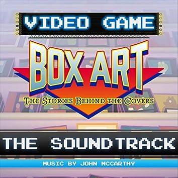 Video Game Box Art: The Soundtrack