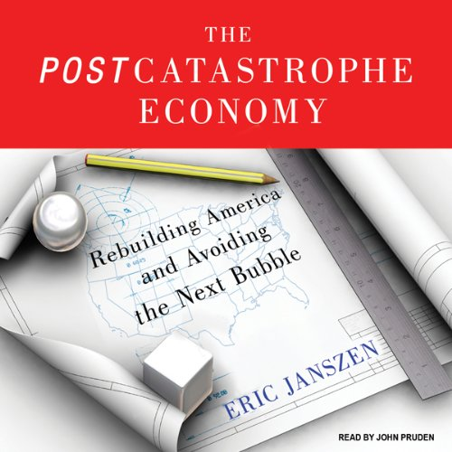 The Postcatastrophe Economy audiobook cover art