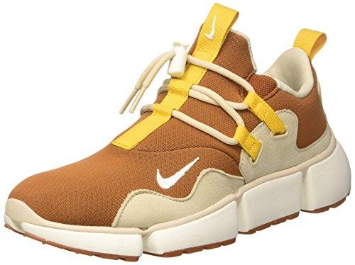 Nike Nikelab Pocketknife, Men's Gymnastics Shoes, Beige (TAWNY/SAIL-MINERAL GOLD-OATMEAL 200), 7 UK (41 EU)