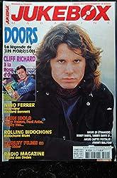 JUKEBOX 219 * 2005 * DOORS JIM MORRISON CLIFF RICHARD NINO FERRER