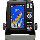ホンデックス(HONDEX) 魚探 PS-610C-DSK 5型ポータブル魚探 電源コード架台セット