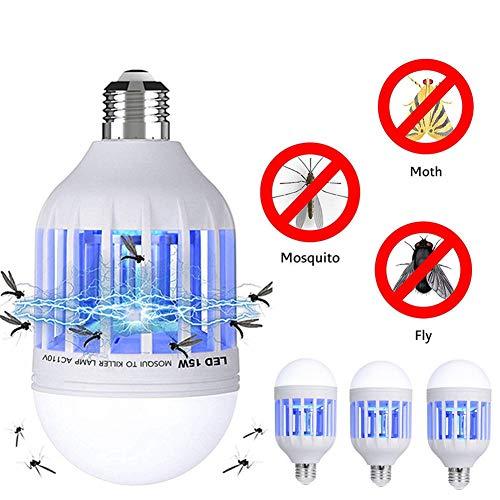220 V / 110 V Elektronische Muggenmoordenaar Lamp E27 9 W Led-lampen Home Verlichting Slaapkamer anti-muggenverlichting