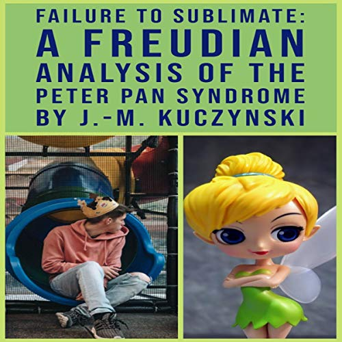 Failure to Sublimate audiobook cover art