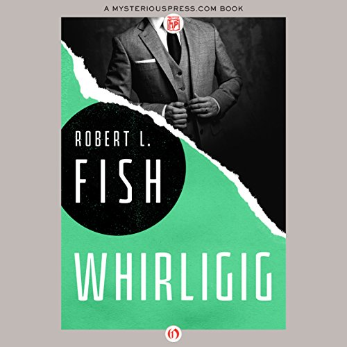 Whirligig audiobook cover art