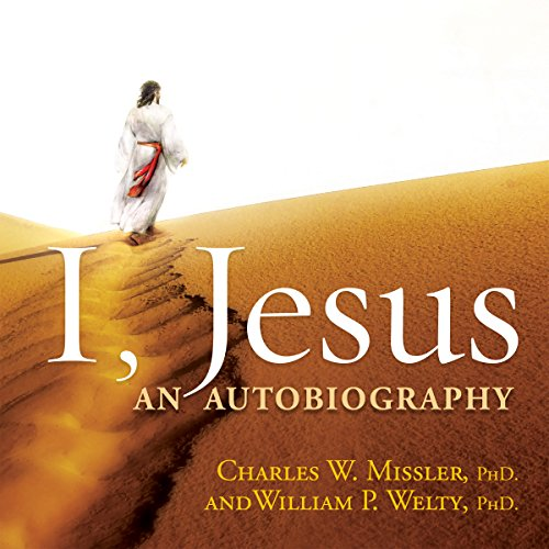I, Jesus: An Autobiography audiobook cover art