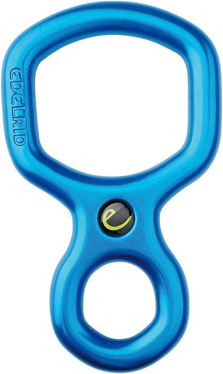 EDELRID - Ocho para Escalada Azul Azul Cobalto Talla:000 ...
