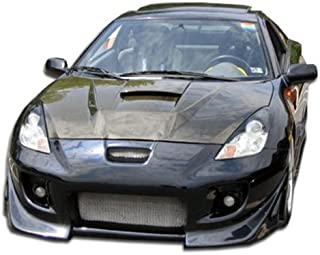 Brightt Duraflex ED-AKN-790 Blits Front Bumper Cover - 1 Piece Body Kit - Compatible With Celica 2000-2005