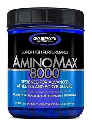 Gaspari Nutrition - Gaspari Aminomax 8000/350 Tabs