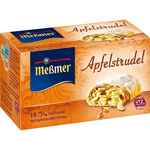 Meßmer Apfelstrudel, 5er Pack (5 x 41 g)