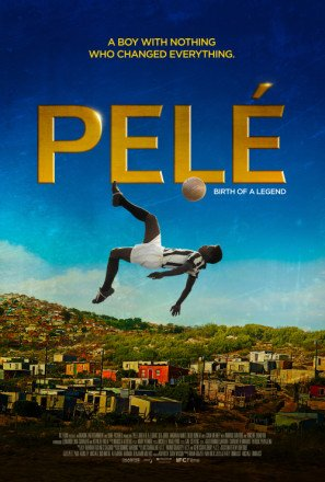 Pele : Birth of A Legend – U.S Movie Wall Poster Print - 43cm x 61cm / 17 Inches x 24 Inches A2