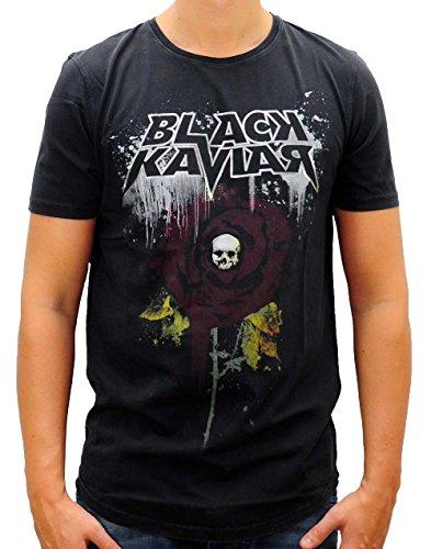 Black Kaviar - RIPTYK - T-Shirt - schwarz 6037301S - L, Schwarz