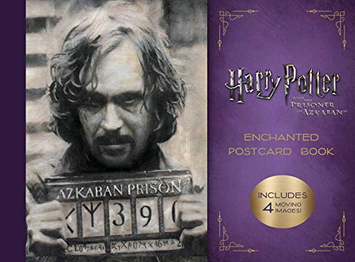 Harry Potter And The Prisoner Of Azkaban Postcard