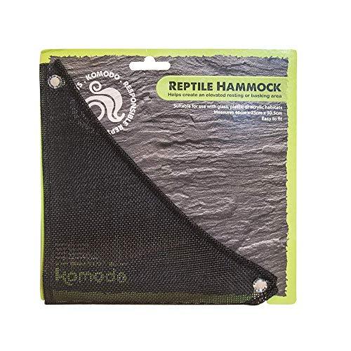 Komodo Reptile Hammock 46 X 23cm pour Reptile/Amphibien
