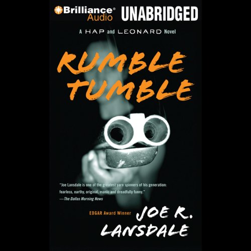 Rumble Tumble audiobook cover art