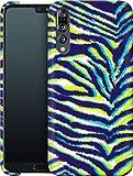 Funda para teléfono móvil Neon Zebra Huawei P20 Pro