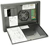 WFCO WF-8735-P Black 30 Amp Power Center