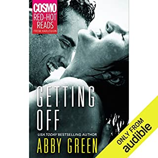 Getting Off audiobook cover art