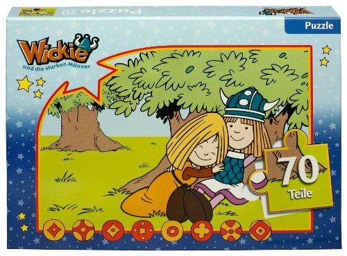 Studio 100 - MEVVDE000010 Wickie : Puzzle 70 Teile