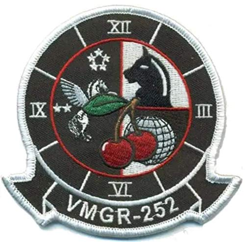 VMGR-252 Cherry Patch – Sew On