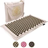 Best nayoya acupressure mat - Ajna Acupressure Mat for Massage - Natural Organic Review