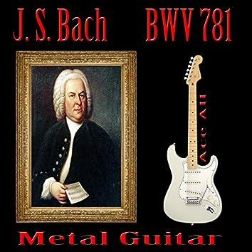 BWV 781