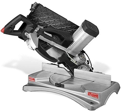 Felisatti 135470270 Ingletadora mesa superior, 250 mm, motor inducción, 1200 W, 1200 V