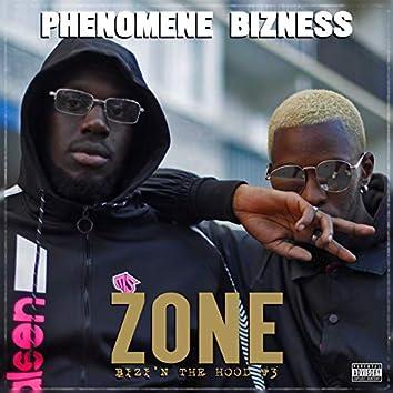 Zone (Bizi'N the Hood #3)