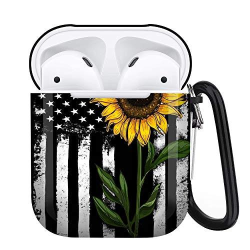 Sunflower Airpod Case