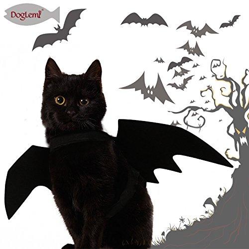 Halloween Cool Black Bat Pet trasformare Vestire 1 Confezione Addobbi e Decorazioni per ricorrenze Decorazioni per Halloween