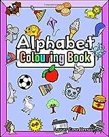 Alphabet Colouring Book (Lower Case)