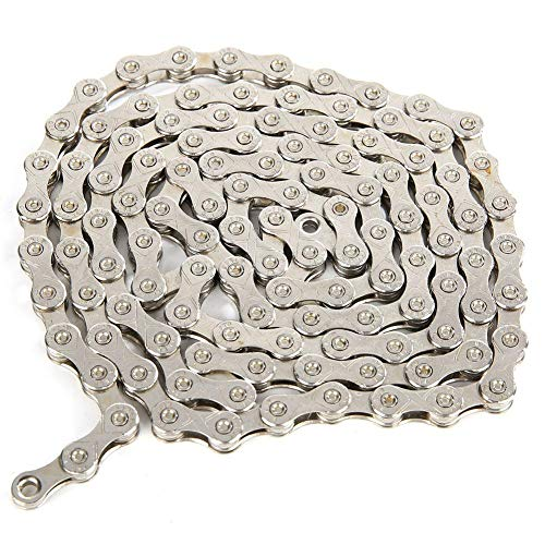 VGEBY1 Catena velocità Bici F10 / F90, Bike Links Chain a pagamento 10/30/9/27 Speed for Road Mountain Bike(F10)
