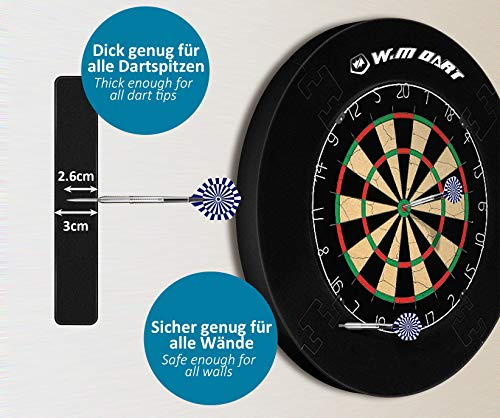 WIN.MAX Dart Catchring Surround Auffangring - 3