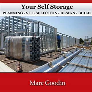 Your Self Storage, Planning audiobook cover art