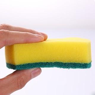 Prog Ecomoods esponjas de limpieza para eliminar hartnäckiger Contaminación, suciedad goma de borrar, Vajilla, ollas, cocina, baño