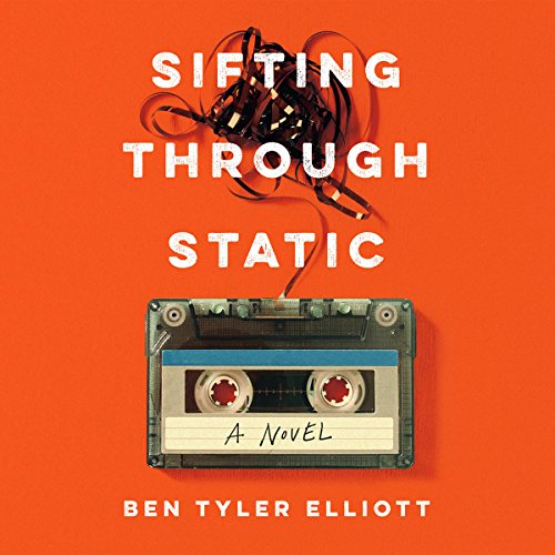Sifting Through Static audiobook cover art