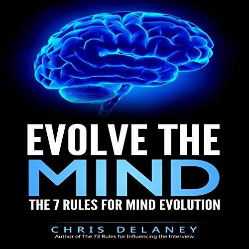 『Evolve the Mind』のカバーアート