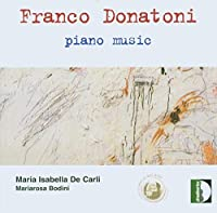 Donatoni: Piano Music