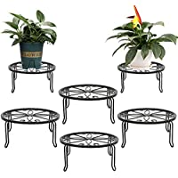 6-Pack Autopromake Metal Potted Plant Stands