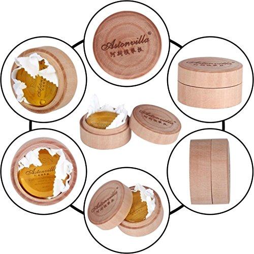 松やにロジン松脂まつやに樹脂製ヴァイオリン/ヴィオラ/チェロ/エルフ用全2色-ゴールデン