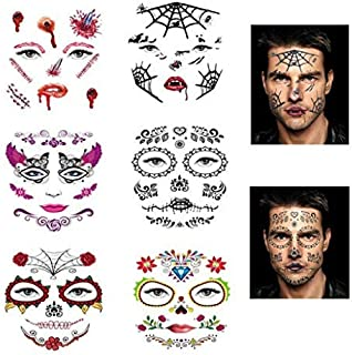 Best simple day of the dead makeup male Reviews