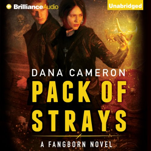 Pack of Strays audiobook cover art