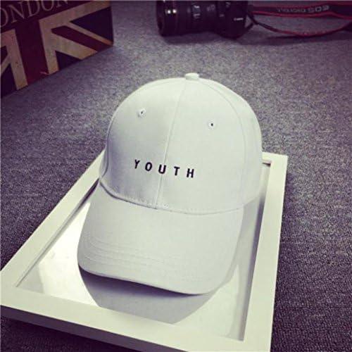 kingko/® schirmm/ütze M/änner Frauen Baumwolle Youth Baseball Cap Snapback Caps Hip Hop Kappen Sun Caps