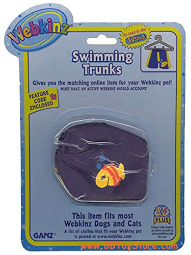 Webkinz Clothes - Swimming Trunks