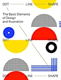 Dot Line Shape: The Basic Elements of Design and Illustration